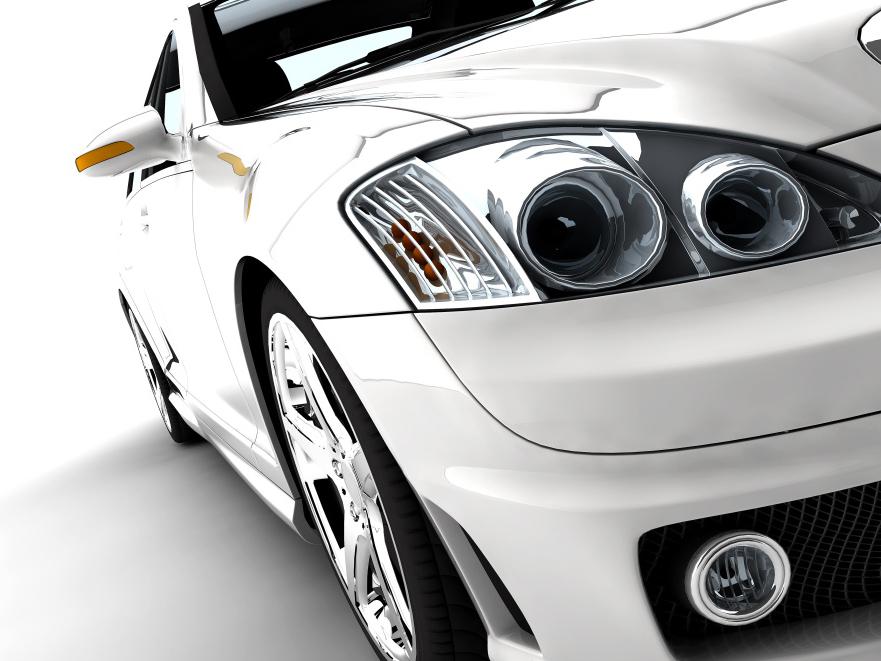 mobile version of car profile